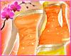 RC Indian Saree Orange