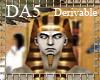 (A) Egypt Sun Statue