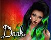 Dark Green&Neon Glow