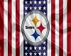 Pittsburgh Steelers Flag