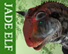 [JE] Carnotaurus Pet
