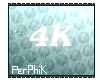 4K SUPPORT STICKER