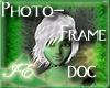 *IE Emerald Furry Frame