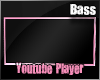 !B Pink Youtube Player