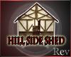 {AUR} Hill Side Shed