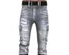 NV 101 Jeans Whitewash