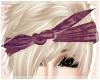 <3 Purple Bandana