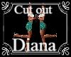 cut out Diana en Senna