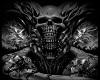 reaper badass skull