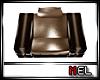 [MEL] Brown Armchair