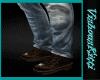 [VK] Brown Tac Boots