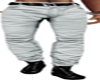 Industrial Pants W/Boots