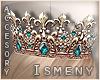 [Is] Gold Queen Crown