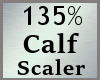 Scaler Calves 135% M A