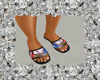LV sandals <3