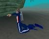 James Bond dive suit M