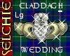 !!S Claddagh F LH  LG-