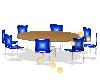Seiryuu Lunch Table