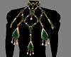 Brising Emerald/Gold