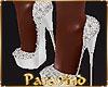 P9)Diamont Adorned heels