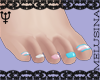 ♆ Trans Toes