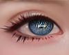 視線. Sapphire.