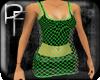 (PF)Double Fishnet Green