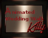 Animated wedding walk