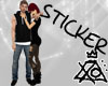 [XO] Romance Sticker