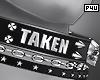 -P- Taken Collar M