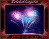 fireworks light/sound