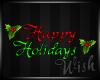 {wish}Happy Holidays