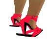(Zg) Hot Pink Heels
