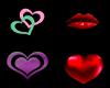 {LA} Lovely Hearts fx
