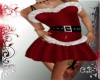 CB SANTA RED DRESS