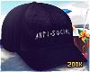 🌊 Anti-Social Hat ..