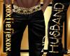 [L] HUSBAND Gold Pants M