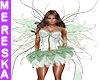 Anais White G Fairy Wing