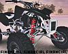 Blk ATV Quad