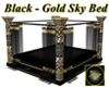 Gold Bed without poses