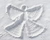 Animated Snow Angel