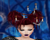 Halloween Hair Red