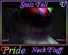 Stolz Fell Neck Fluff