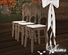 Wedding Guest Chairs