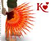 [WK] Phoenix Sword Fan R