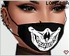 Skull Flu Mask M