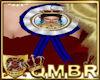 QMBR HQs Award Ribbon B