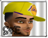 [S4E] Lakers Hairstyle