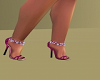 DIAMOND PINK SHOES