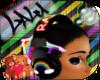~L~Rainbow Headphones